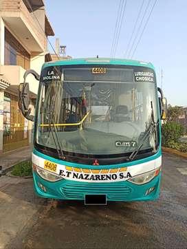 Bus Mitsubishi Fuso