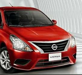 Faros de Nissan Versa 2015 al 2019