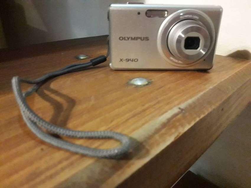Vdo Camara digital Olympus 0