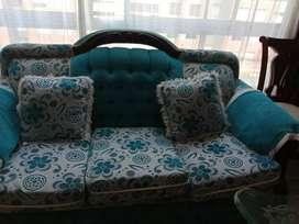 Venta de sala poltrona dos sillas