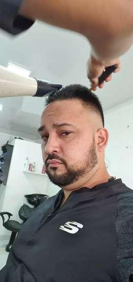 Se solicita Barbero con experiencia certificada Buena.presentacion personal