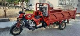 Moto Furgon 250 cc