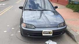 Vendo Honda Civic motivo viaje