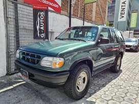 FORD EXPLORER XL AVENTURA 4X4 3P