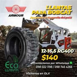 LLANTAS ARMOUR PARA BOBCAT  12-16,5 RG400