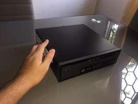 Torre mini core i5 4ta 4gb 500