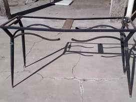 Esqueleto de mesa 120/0,35/0,70 de alto
