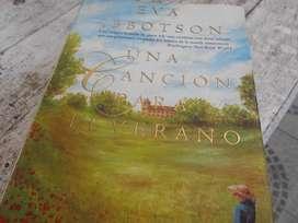 Una canción para el verano de Eva Ibbotson Páginas 336.