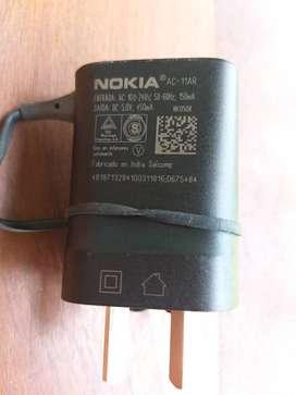 Cargador Nokia Ac-11ar - Pin Fino 2mm