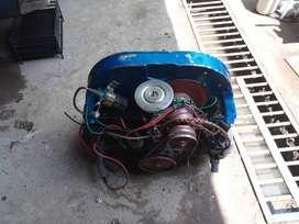 Motor Wolkswagen, Caja Nissan