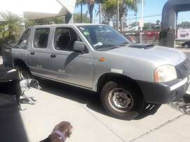 NISSAN FRONTIER NP300 - 2010 - 115.900 KM