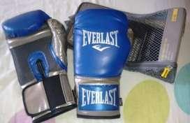 GUANTES DE BOXEO Everlast originales