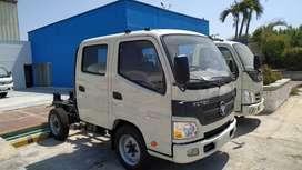 Venta Camión BJ1041 Aumark de 2.5 TON se adapta a las necesidades de una carga ligera que necesitan una solución ágil.