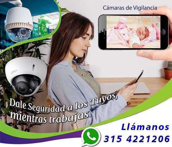 Venta y Servicio Técnico Cámaras de Seguridad en Bucaramanga 0