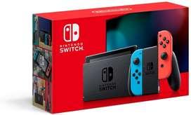 Nintendo Switch 32 GB Nuevo