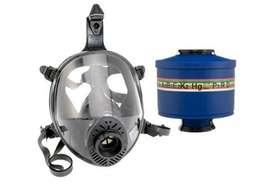 Detector Mascara para Protección del Antimonio