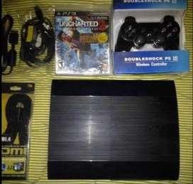 Playstation 3 Slim 250 Gigas