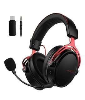 NUEVA Diadema gamer inalámbrica, wireless gaming headset Mpow