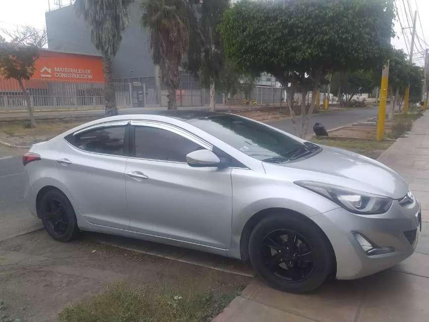 Hyundai avante full 0