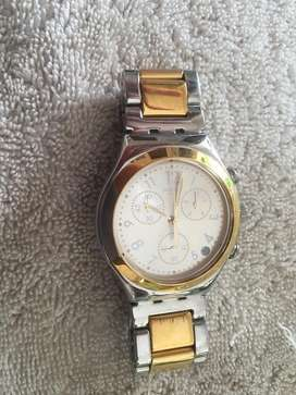 Swatch nada de uso