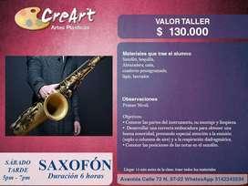 Taller Saxofon