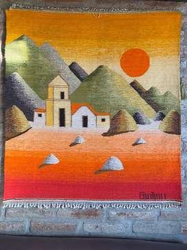 Vendo tapiz