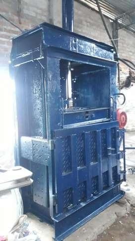 Prensa Compactadora Hidraulica  Pet Pape