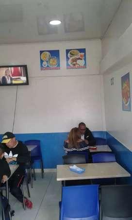 GANGA SE VENDE RESTAURANTE SOACHA COMPARTIR