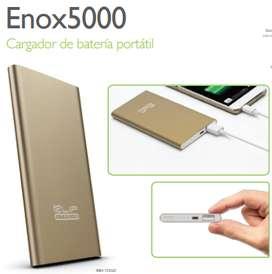 POWER BANK KLIP XTREME 5.000mAh DORADO