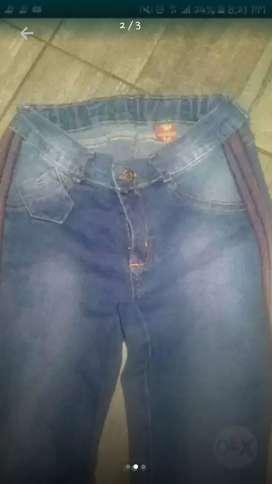 Jeans de nena nuevo