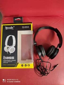 Auriculares TIPO Sony sterio super bass nuevos en caja