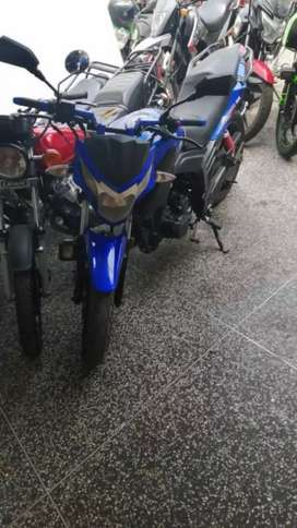 Moto Barsha 150