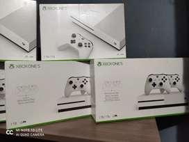 Xbox one S nuevas selladas