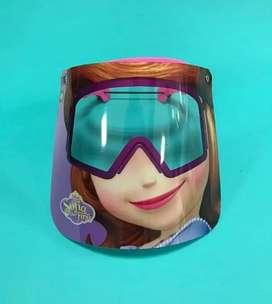 Protector Facial para niños
