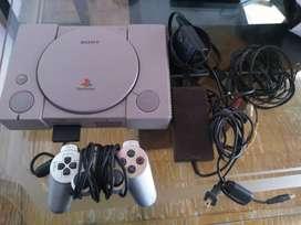 Vendo Playstation 1