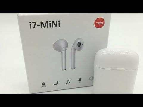 I7 Tws Tipo AirPods Audifono Bluetooth