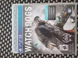 Watch dogs PS3 físico