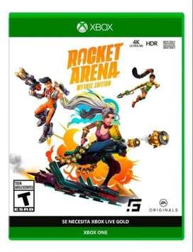 Juego Rocket Arena Mythic Edition Para Xbox One Fisico