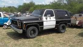 Chevrolet C10 Blazer K5