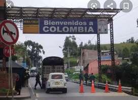 Taxi ejecutivo. Desde quito hacia colombia pasto.ipiales
