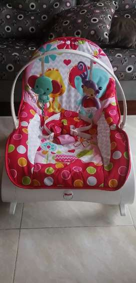 Silla mecedora Frisher price