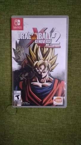 Dragón Ball Xenoverse 2 Para Nintendo Switch