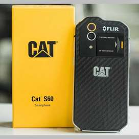 Caterpillar Cat S60 32gb 3gb Octacore Camara Termica