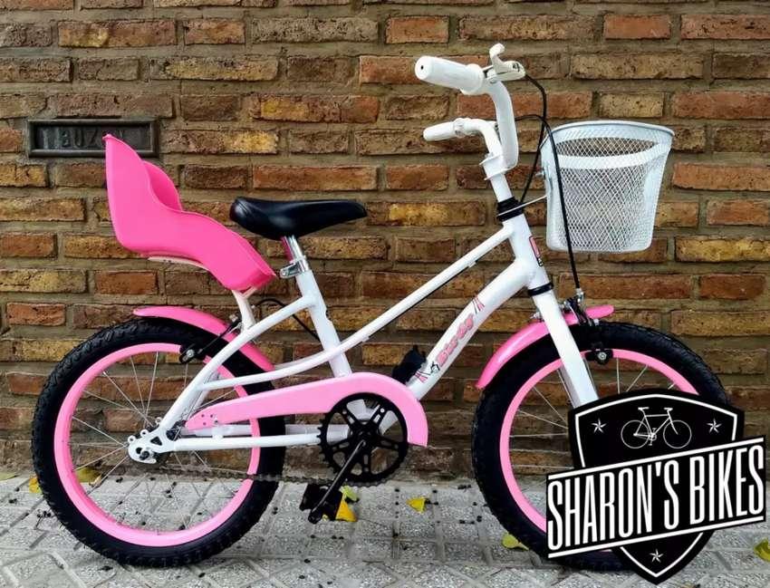 Bicicletas R16 Dama Nuevas 0
