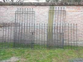 Vendo Rejas y puertas rejas varias