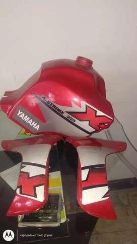 Se vende partes de moto xt225 segunda mano  La Unión