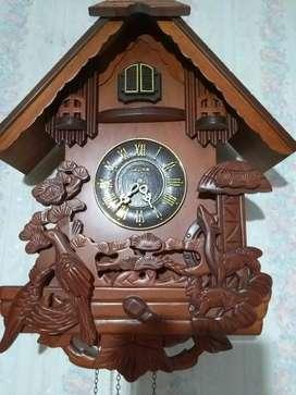 Reloj Cucu grande aprox. 50cm.