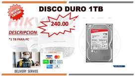 DISCO DURO 1TB