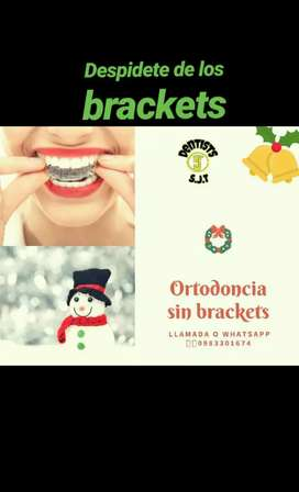 Ortodoncia cero brackets
