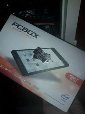 Tablet pc box 7' Practicamente sin uso